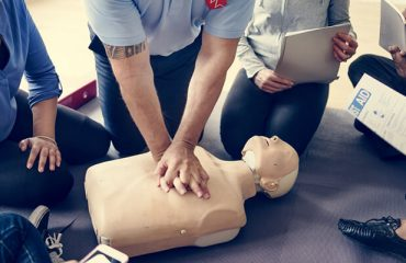 Brief overview of the Level 3 Award in First Aid At Work